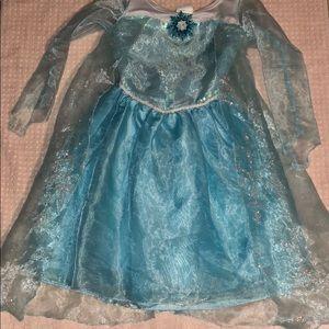 Princess Elsa costume Sz 3T-4T